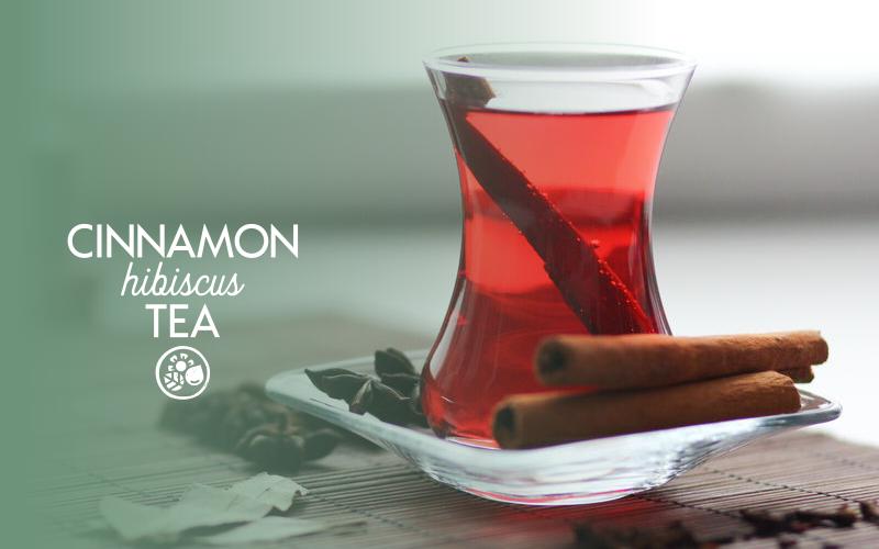 Benefits of cinnamon hibiscus tea