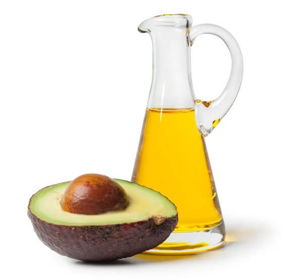A bottle of avocado oil