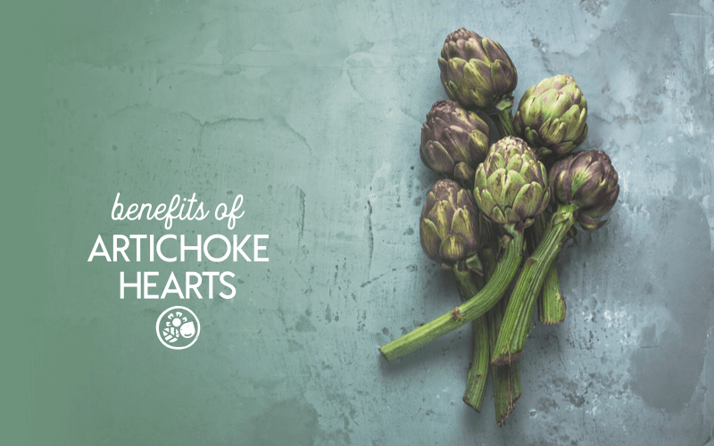 Benefits of artichoke hearts